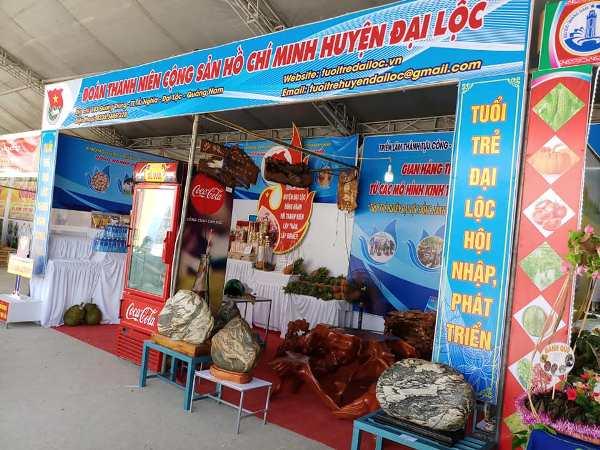 Triển lãm thành tựu công - nông nghiệp huyện Đại Lộc năm 2019